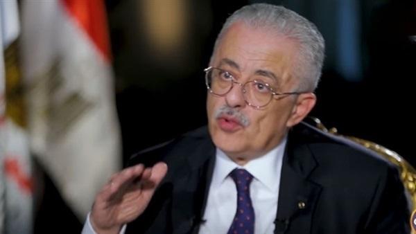 طارق شوقى  يكشف عن نظامًا جديدًا ومختلفا لتطوير التعليم.. «لن يكون فيه ثانوية عامة ولا تنسيق» 65444710