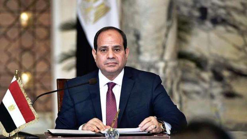 و أمر بمعاملته معاملة الوزراء -  السيسي يعين وكيلا جديدا للأزهر 66762710