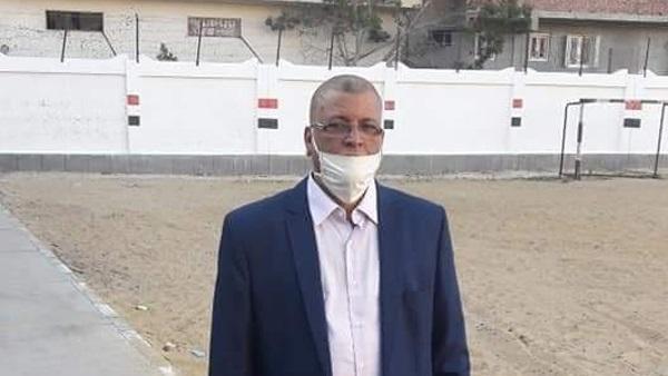 متأثرًا بكورونا  وفاة مدير مدرسة أحمد زويل في دمنهور 69410
