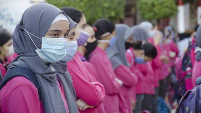 شوقى : جميع المدارس على مستوى الجمهورية تنفذ إجراءات الوقاية من كورونا 74383310