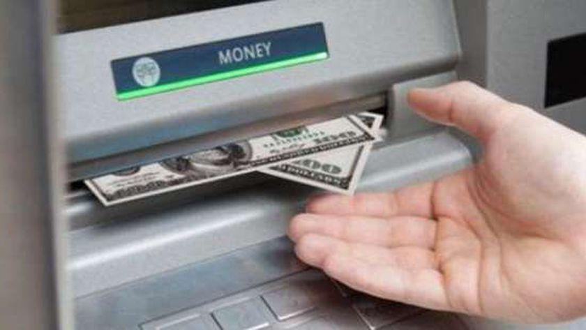 فرض رسوم سحب من ماكينات «ATM» أول يناير«تعرف الرسوم الخاصة بالبنوك الحكومية و الخاصة ». 75986410
