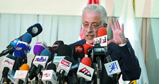 """شوقى يعلن خطة العام الدراسي الجديد أمام الرئيس السيسي """"تفاصيل"""" 802910"""