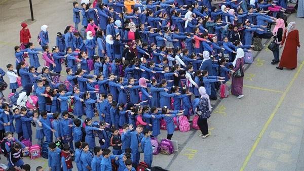 استئناف الدراسة فى مدارس الأردن بعد تحقيق مطالب  المعلمين فى زيادة دخولهم و علاواتهم 87510