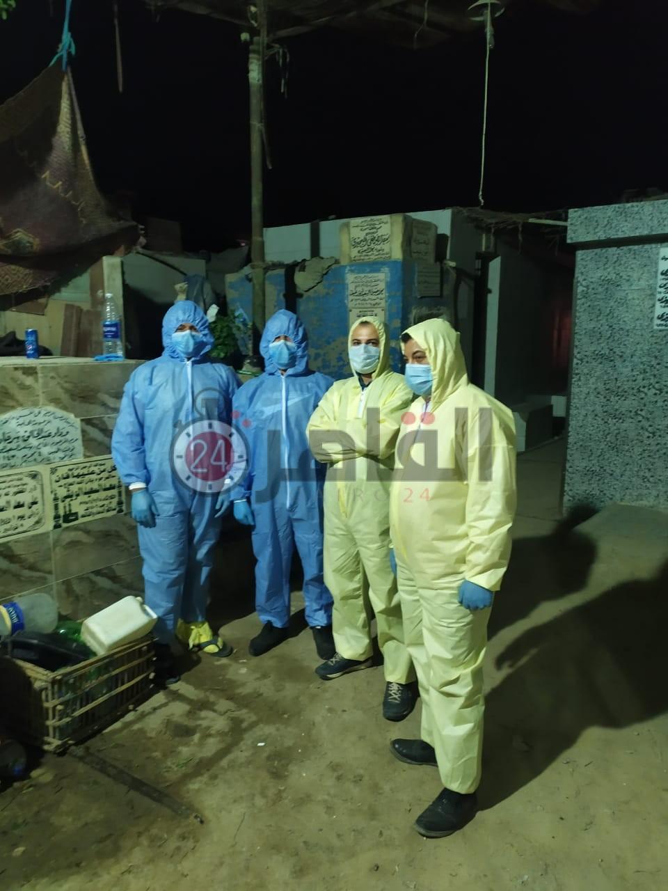 القاهرة24 - وفاة عامل بفيروس كورونا داخل مدرسة ابتدائية في الشرقية 95805710