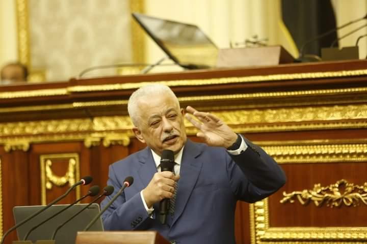 وزير التعليم : لم نستثنِ أي طفل مصري من مزايا التعليم الجديد Fb_img68