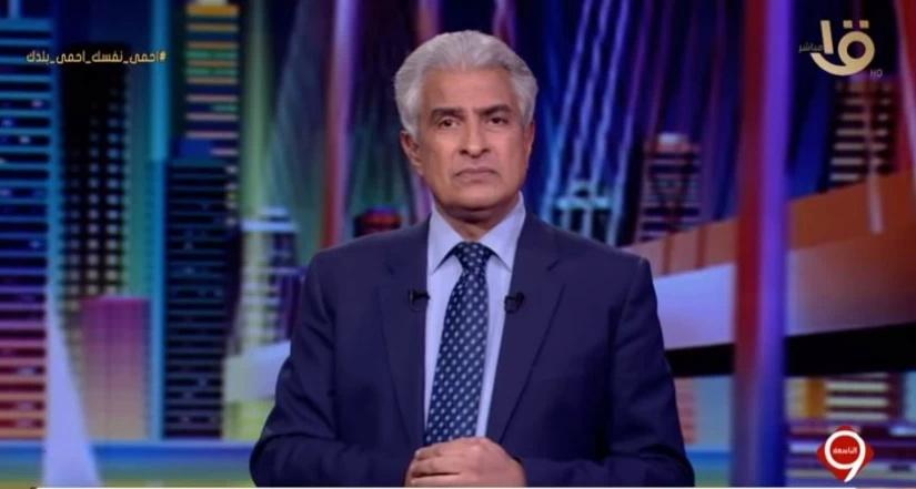 نقل الإعلامي وائل الإبراشي للمستشفى بعد تدهور حالته الصحية Iiaaio10