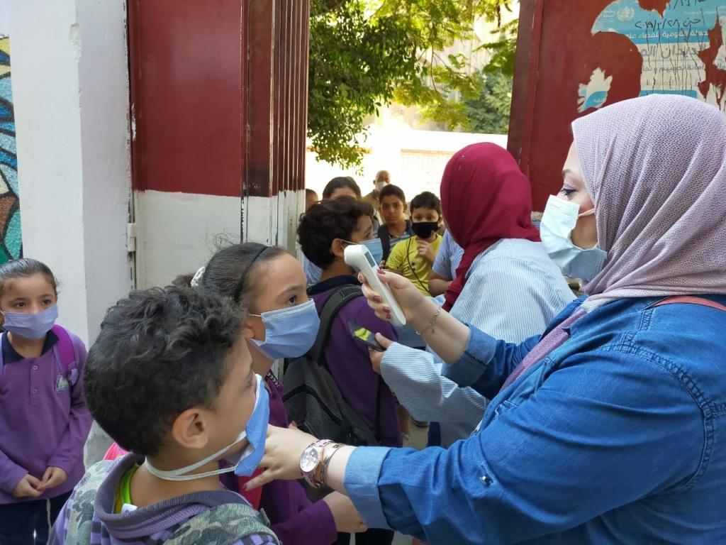 عاجل إصابة 10 طلاب بفيروس كورونا في مدارس المنيا Oaoa-a11