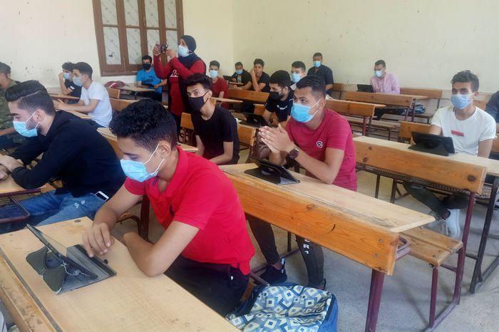 وقوع السيستم في البروفة الثانية لامتحانات الثانوية العامة.. والتعليم ترد Talb_o80
