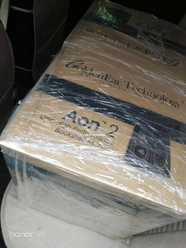 Goldenear AON2 Bookshelf Speaker 53292210