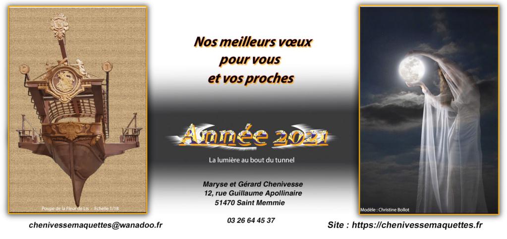 Joyeux Noël 2020 & Bonne Année 2021 Carte-10