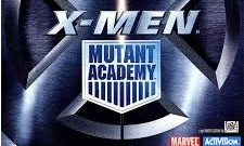 X-Men The Mutant Academy - Marvel Heroic RPG