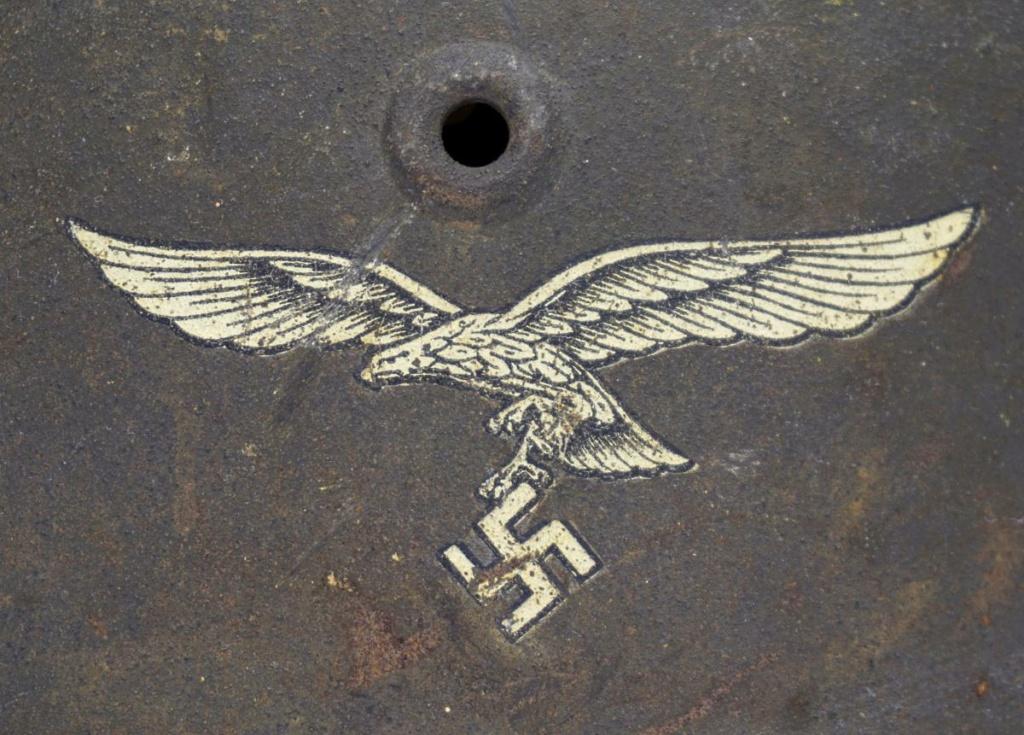 Casque m42 NS62 Luftwaffe 10-54-14
