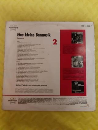 Eine Kleine - Barmusik 2 (vinyl by Telefunken, Germany) used Whats257