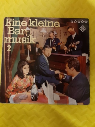 Eine Kleine - Barmusik 2 (vinyl by Telefunken, Germany) used Whats258