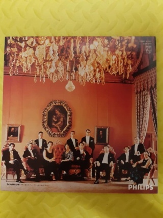 Vivaldi - The Four Seasons - I musici Felix Ayo (vinyl by Philips) used (SOLD) Whats266