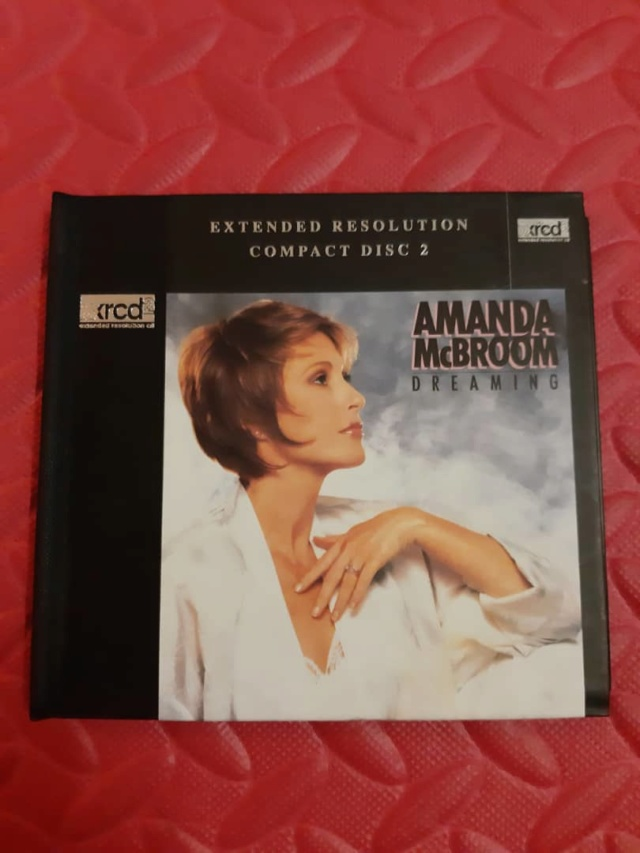 Amanda Mcbroom - Dreaming (Used) SOLD Whats347