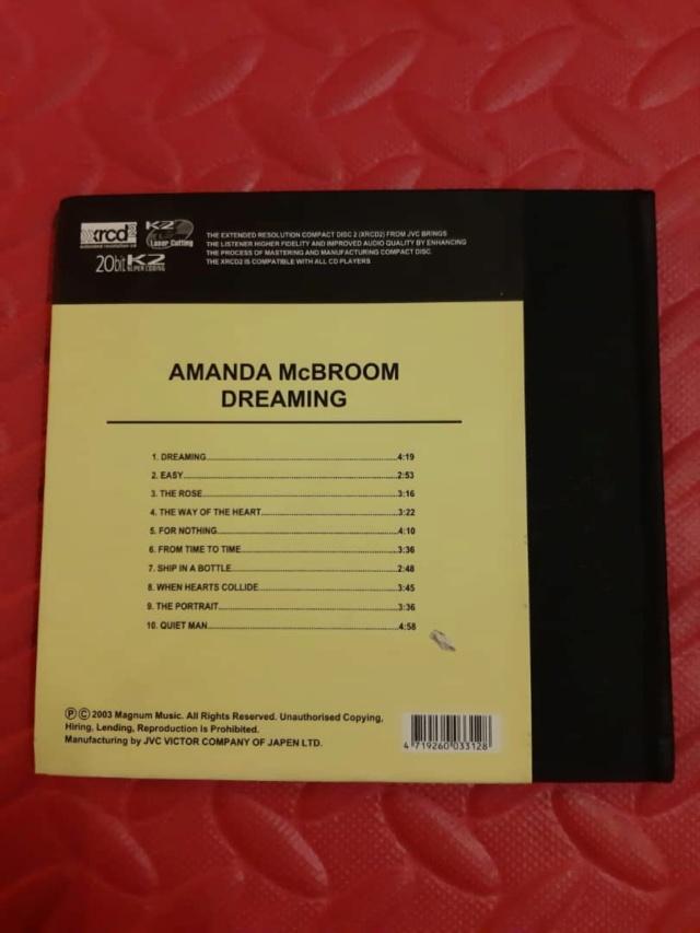 Amanda Mcbroom - Dreaming (Used) SOLD Whats349