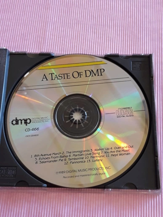 A taste of DMP (used) Whats352