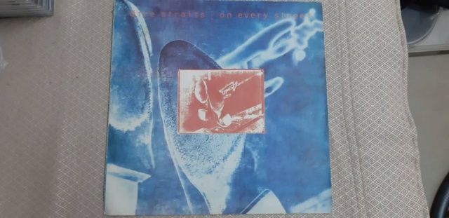 Dire Straits - On Every Street (used record) Whats360