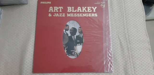 Art Blakey & Jazz Messengers (used record) Whats362