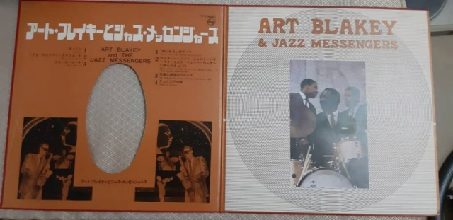 Art Blakey & Jazz Messengers (used record) Whats363