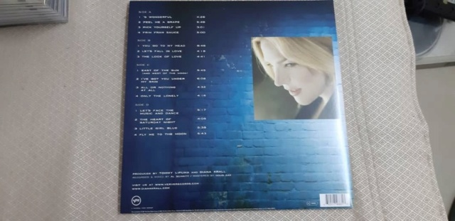 The very best of Diana Krall (used record) Whats365