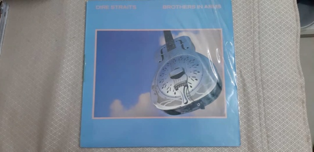Dire Straits - Brother in arms (used record) Whats367