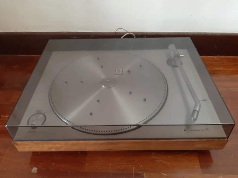 Bang & Olufsen- Beogram 1202 turntable (Used) Whats405