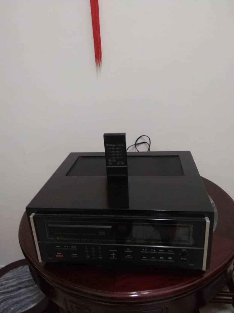 Mcintosh cd player (used) SOLD Whats408