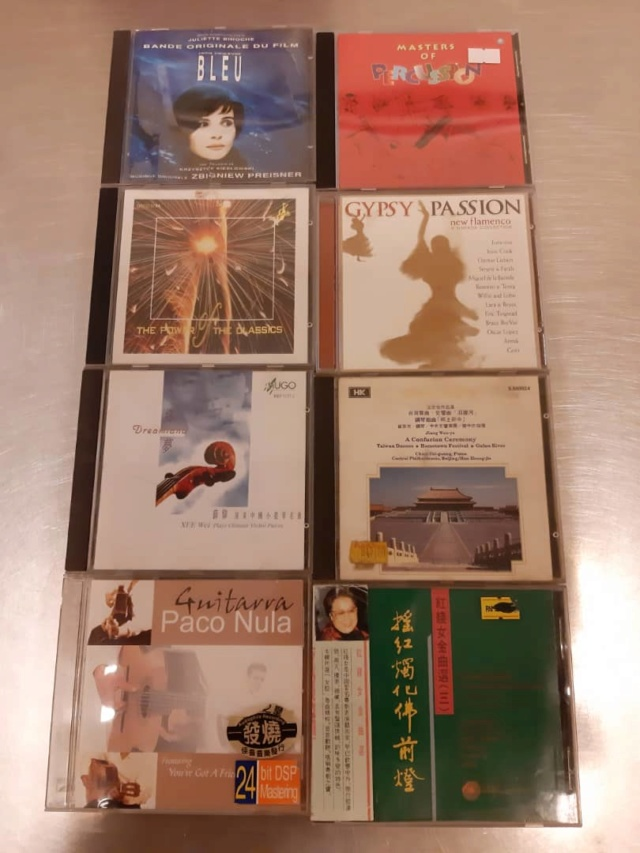 cheap sale audiophile cds (Used) Whats433