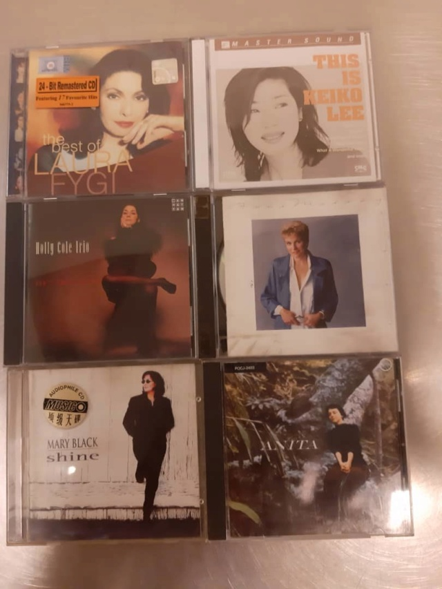 cheap sale audiophile cds (Used) Whats435