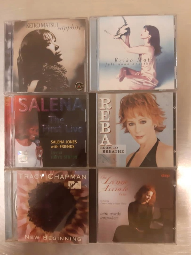cheap sale audiophile cds (Used) Whats436