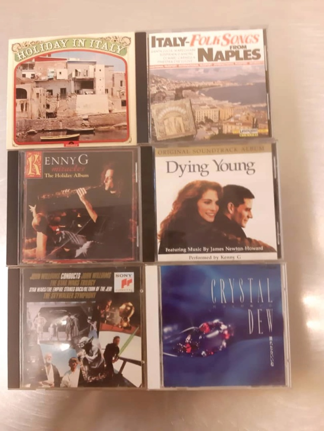 cheap sale audiophile cds (Used) Whats437