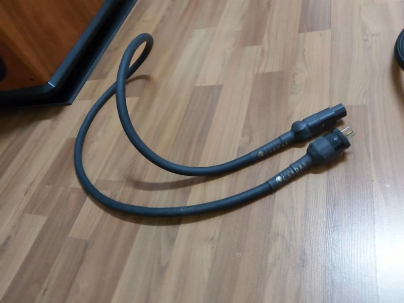 Cardas Golden Reference power cord (used) Whats448