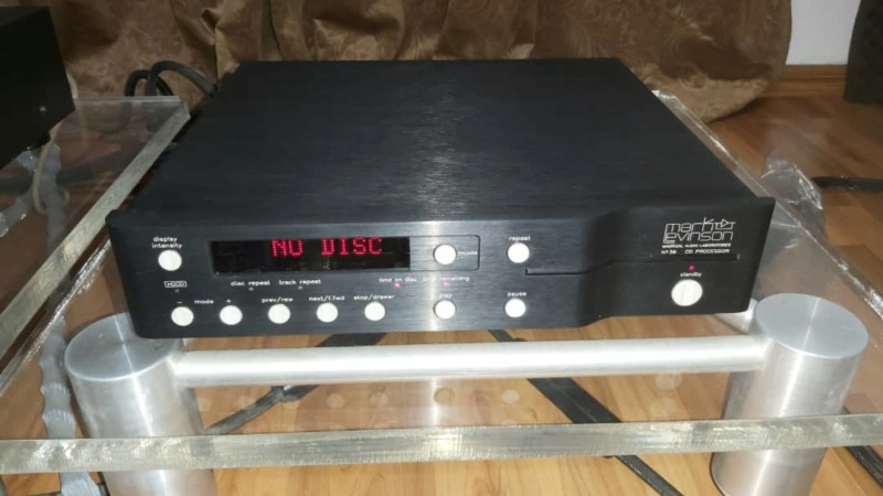 Mark Levinson cd player (used) Whats473