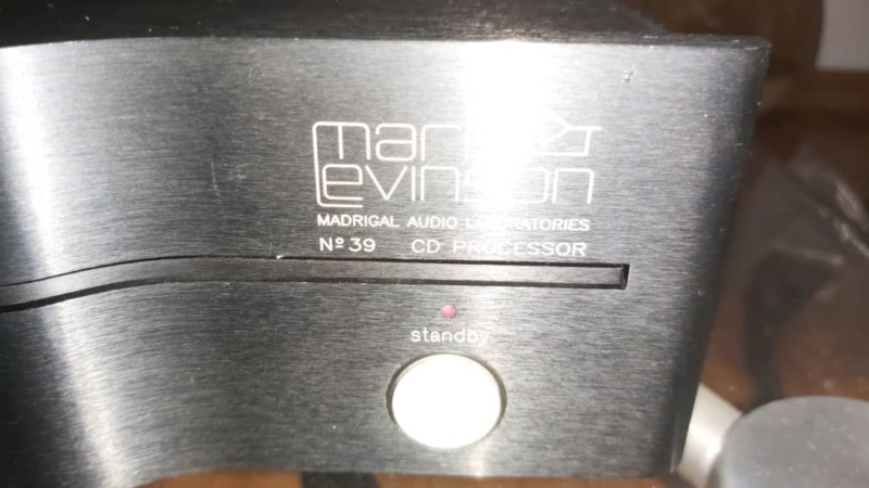 Mark Levinson cd player (used) Whats474