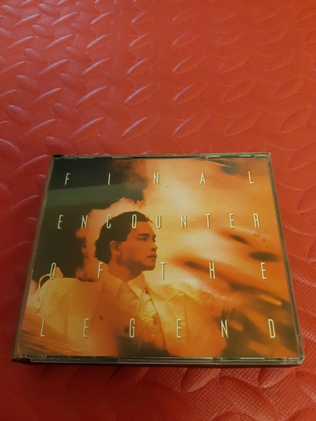 Leslie Cheung Final Encounter of The Legend (used) SOLD Whatsa87