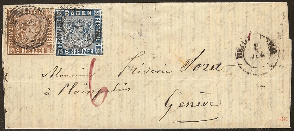 Badische Post in die Schweiz 14b_1511