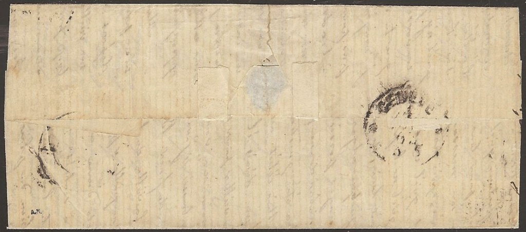 Badische Post in die Schweiz 14b_1514