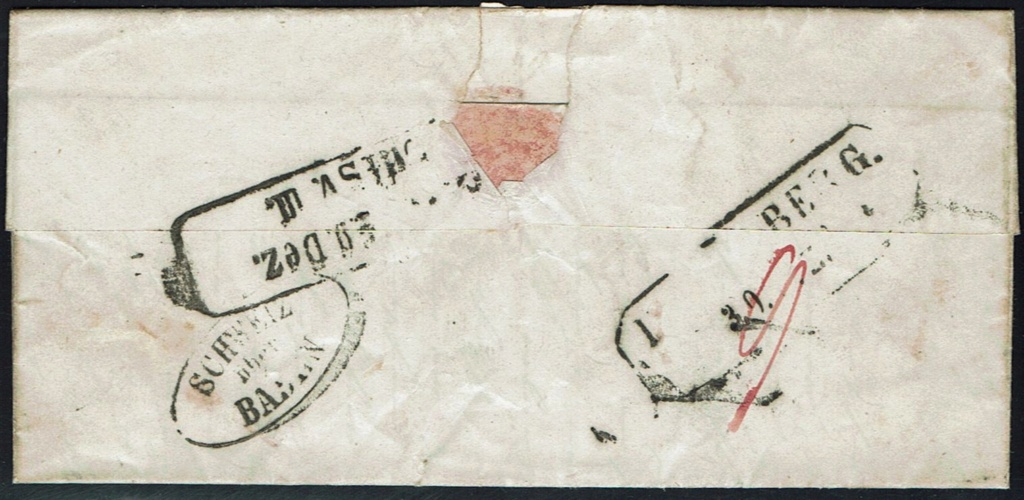 Ein Studentenbrief aus Bern nach Heidelberg  Ch_min12