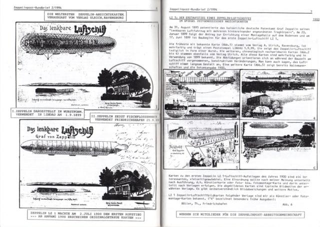 Luftschiff LZ-1- - Karte Lz100110