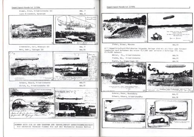 Luftschiff LZ-1- - Karte Lz100210