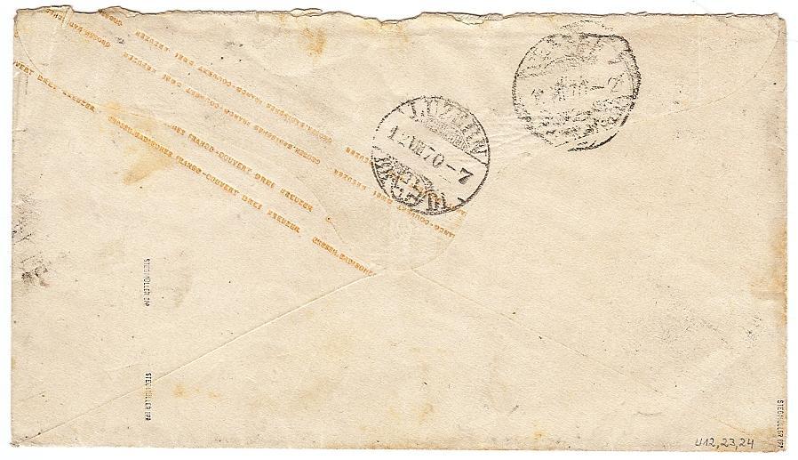 Badische Post in die Schweiz U1223212