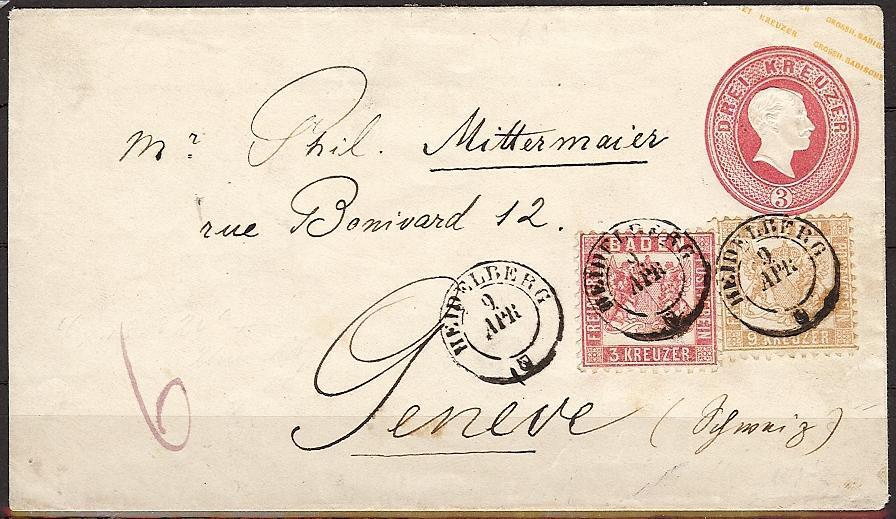 Badische Post in die Schweiz U9a18210