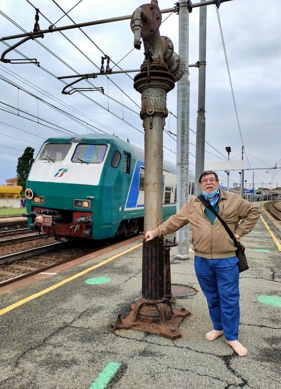 Prima uscita in treno Img_2014