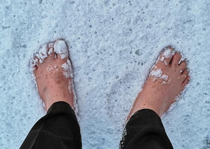 Finalmente un po' di neve Marco_11