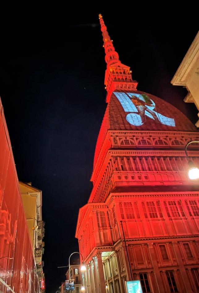 160° anniversario dell'Unità d'Italia Mole_r10