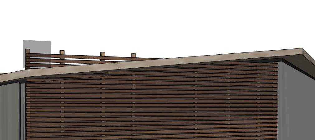 [ ARCHICAD-OBJETS GDL ] Bardage bois horizontal à tester / Accessoire de mur Captur15