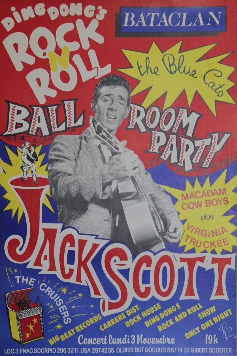 RIP Jack Scott S-l16010