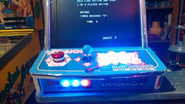 mini bornes arcade rasp 3 - nouveaux modeles - Page 3 Arkano10